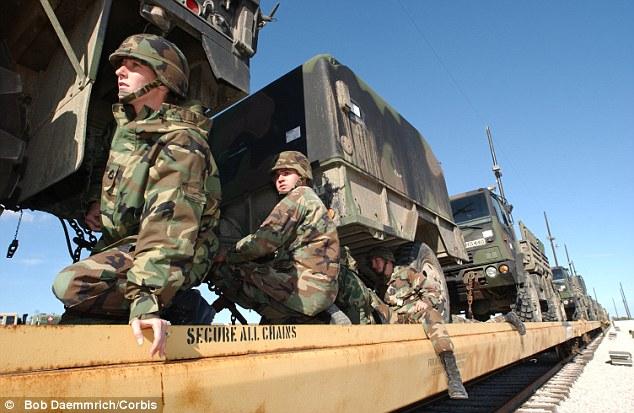 Army Trains