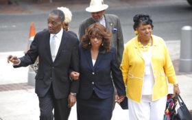 Former Congresswoman-Fraud Trial