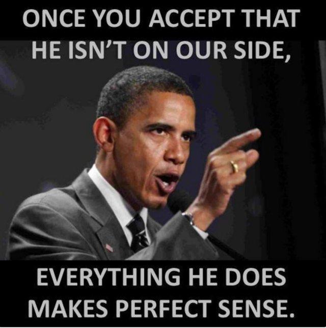 obama enemy