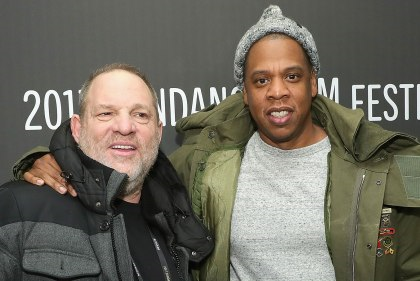 harvey weinstein and jay z