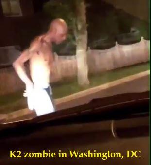 K2 zombie