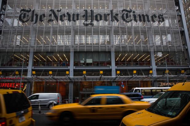 New York Times reporter broke the biggest rule in journalism