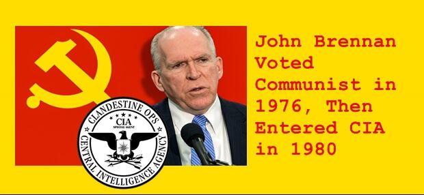 Brennan communist
