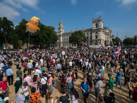 trumpprotesters