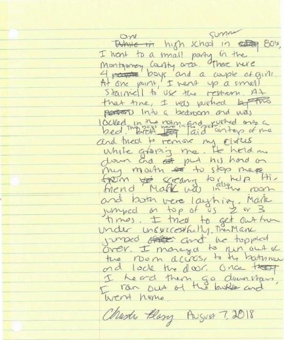Christine-Blasey-Ford-handwriting