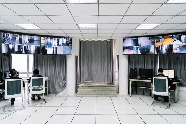 staff-works-at-the-central-monitor-room