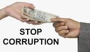 stop corruption image