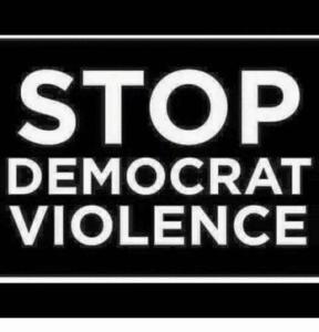 Stop Democrat Violence
