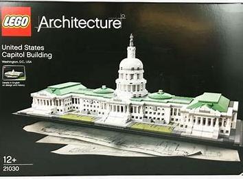 lego architecture capitol