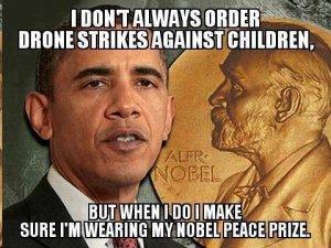 obama killing children